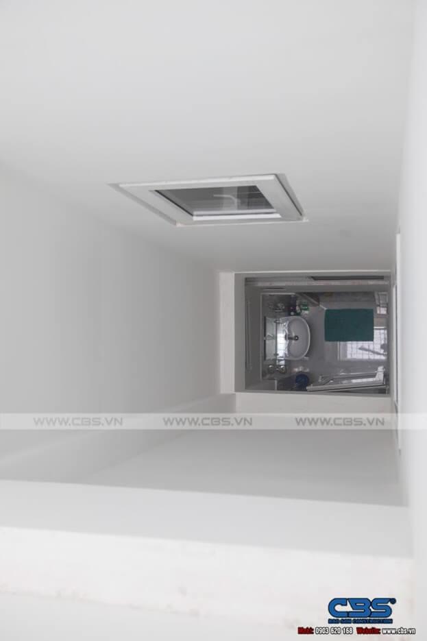 Không gian bình yên lý tưởng bên trong nhà phố mộc mạc, giản dị (3,4m x 11m) 18