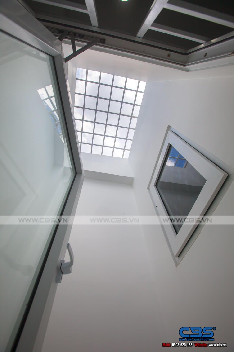 Không gian bình yên lý tưởng bên trong nhà phố mộc mạc, giản dị (3,4m x 11m) 19