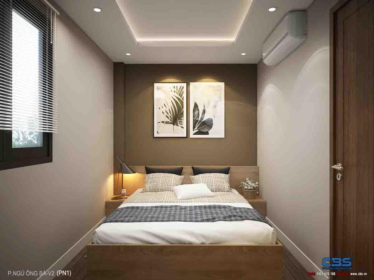 Mẫu nhà diện tích chỉ 4,5m x 7m chỉ hai lầu nhưng có tới 4 phòng ngủ với đầy đủ tiện nghi, đẹp và thoáng đến không tưởng... 23