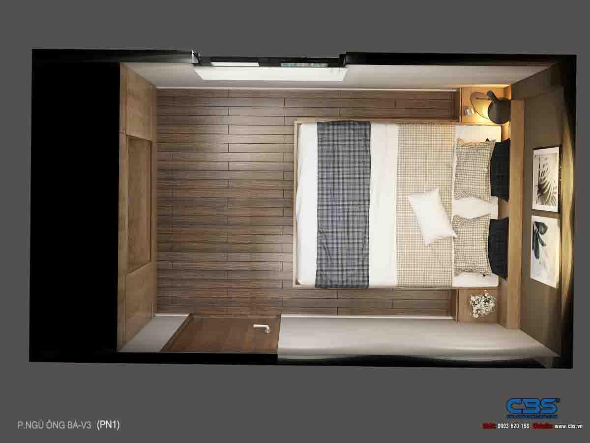 Mẫu nhà diện tích chỉ 4,5m x 7m chỉ hai lầu nhưng có tới 4 phòng ngủ với đầy đủ tiện nghi, đẹp và thoáng đến không tưởng... 24