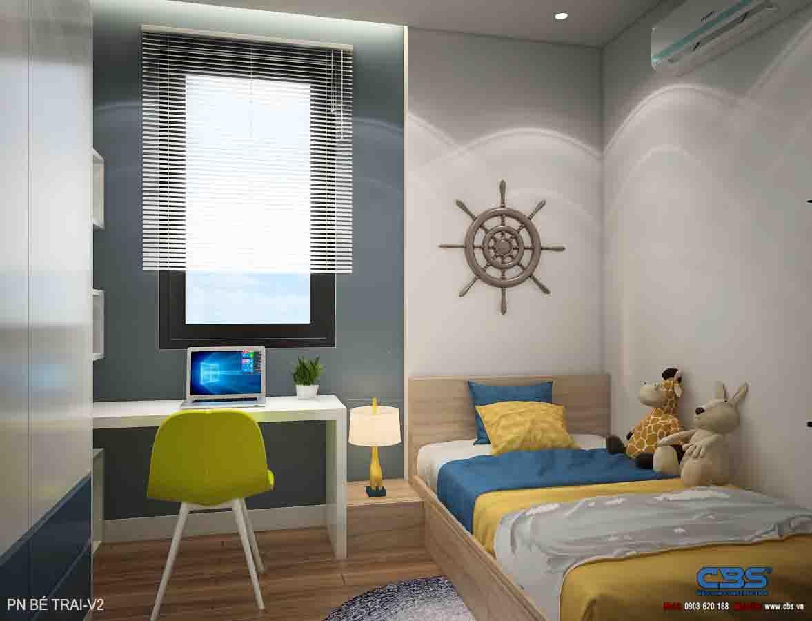 Mẫu nhà diện tích chỉ 4,5m x 7m chỉ hai lầu nhưng có tới 4 phòng ngủ với đầy đủ tiện nghi, đẹp và thoáng đến không tưởng... 29