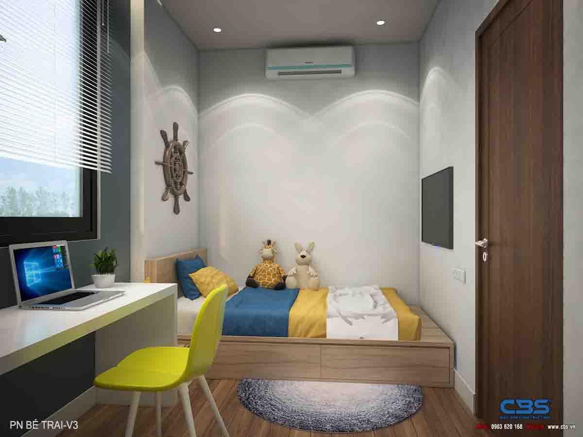 Mẫu nhà diện tích chỉ 4,5m x 7m chỉ hai lầu nhưng có tới 4 phòng ngủ với đầy đủ tiện nghi, đẹp và thoáng đến không tưởng... 30