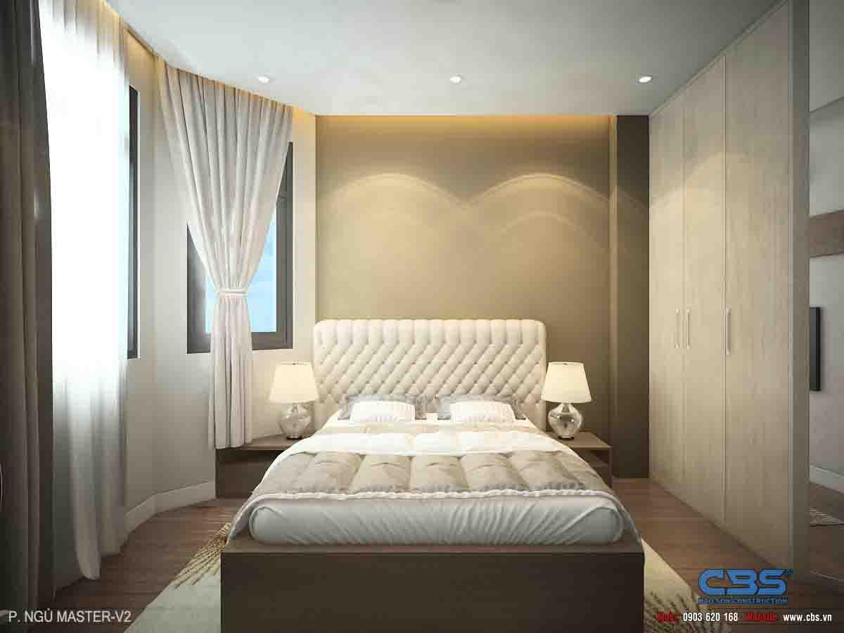 Mẫu nhà diện tích chỉ 4,5m x 7m chỉ hai lầu nhưng có tới 4 phòng ngủ với đầy đủ tiện nghi, đẹp và thoáng đến không tưởng... 34