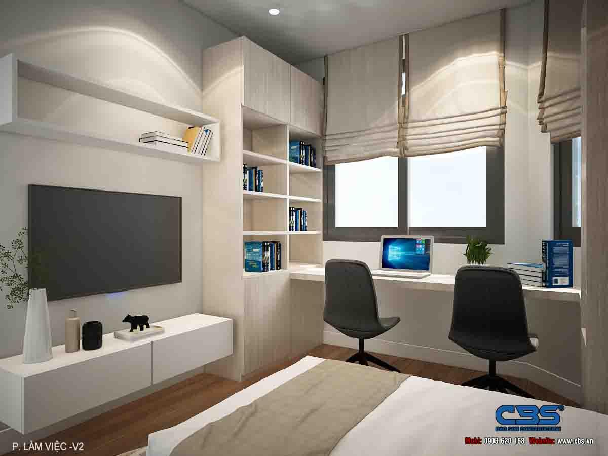 Mẫu nhà diện tích chỉ 4,5m x 7m chỉ hai lầu nhưng có tới 4 phòng ngủ với đầy đủ tiện nghi, đẹp và thoáng đến không tưởng... 36