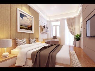 Mẫu thiết kế nội thất đẹp dành cho nhà nhỏ 3,3m x 18,4m