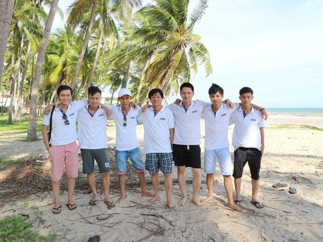Hành trình du lịch Mũi Né - Phan Thiết 2 ngày 1 đêm của tập thể Công ty Bảo Sơn 11