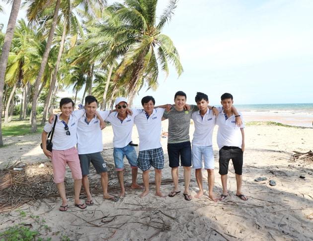 Hành trình du lịch Mũi Né - Phan Thiết 2 ngày 1 đêm của tập thể Công ty Bảo Sơn 12