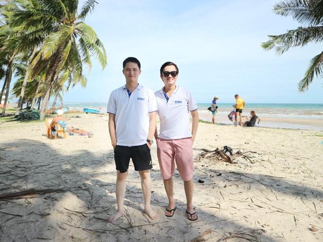 Hành trình du lịch Mũi Né - Phan Thiết 2 ngày 1 đêm của tập thể Công ty Bảo Sơn 14