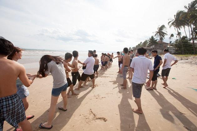 Hành trình du lịch Mũi Né - Phan Thiết 2 ngày 1 đêm của tập thể Công ty Bảo Sơn 17