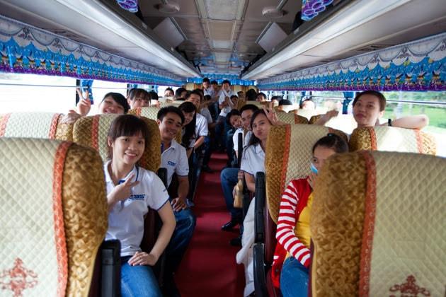 Hành trình du lịch Mũi Né - Phan Thiết 2 ngày 1 đêm của tập thể Công ty Bảo Sơn 4