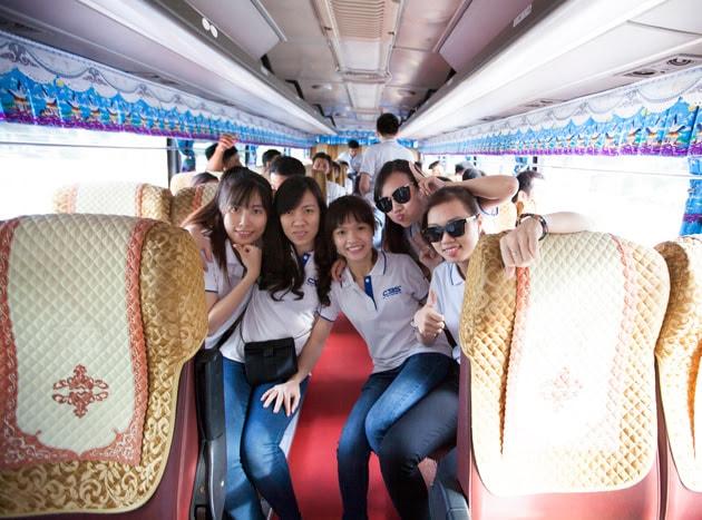 Hành trình du lịch Mũi Né - Phan Thiết 2 ngày 1 đêm của tập thể Công ty Bảo Sơn 6