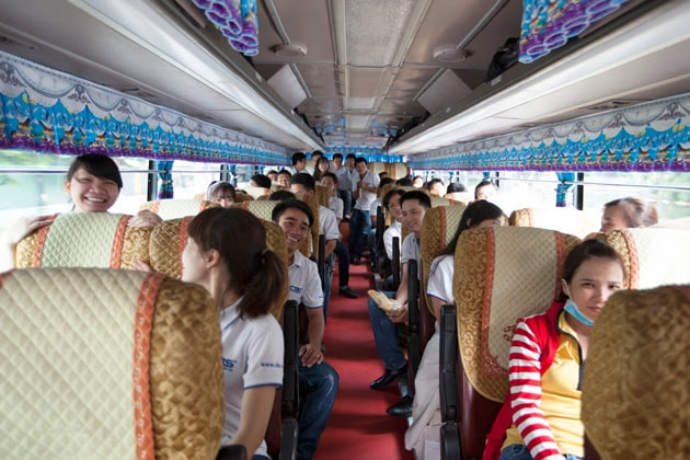 Hành trình du lịch Mũi Né - Phan Thiết 2 ngày 1 đêm của tập thể Công ty Bảo Sơn 7