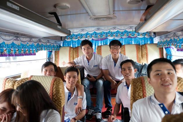 Hành trình du lịch Mũi Né - Phan Thiết 2 ngày 1 đêm của tập thể Công ty Bảo Sơn 9