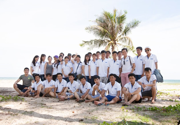 Hành trình du lịch Mũi Né - Phan Thiết 2 ngày 1 đêm của tập thể Công ty Bảo Sơn 10
