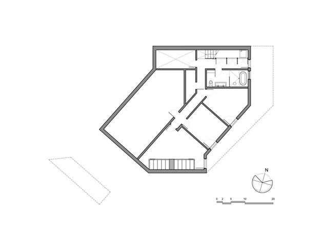 Nook Residence – ngôi nhà mùa đông bí ẩn tại Canada 14