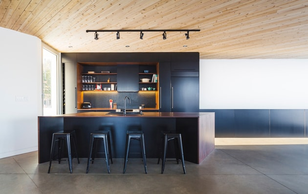 Nook Residence – ngôi nhà mùa đông bí ẩn tại Canada 6