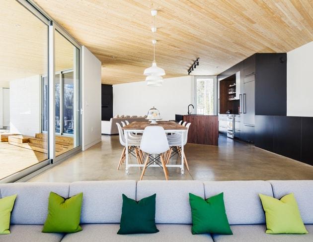 Nook Residence – ngôi nhà mùa đông bí ẩn tại Canada 7