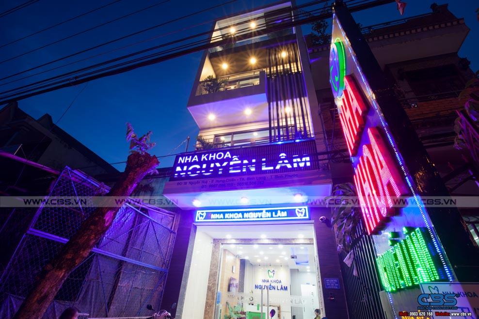 Xây dựng mới nha khoa Nguyễn Lâm, Bình Phước 29