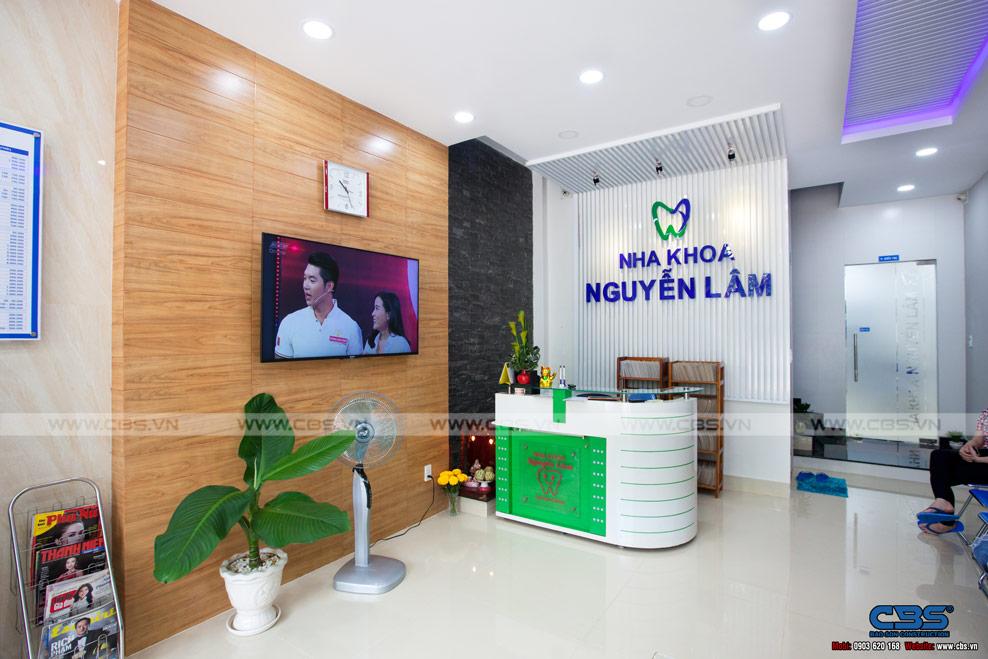 Xây dựng mới nha khoa Nguyễn Lâm, Bình Phước 6