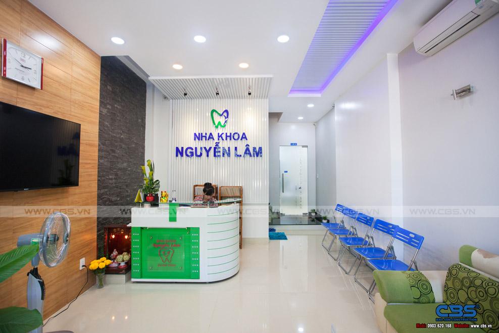 Xây dựng mới nha khoa Nguyễn Lâm, Bình Phước 7