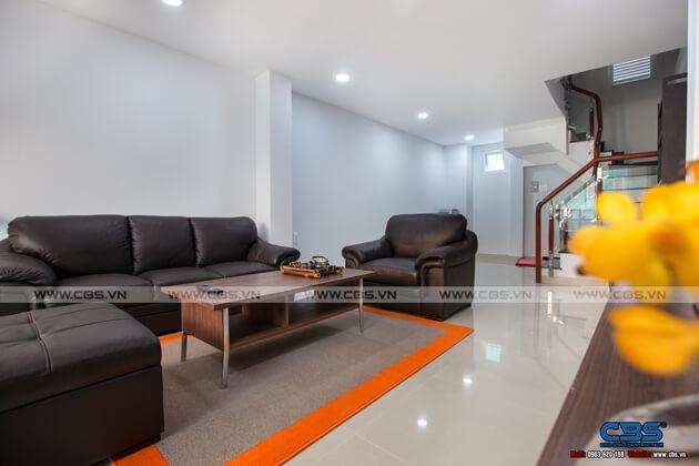 Nhà phố Quận 10 - mặt tiền bán cổ điển nội thất hiện đại (3,8m x 9,4m) 13