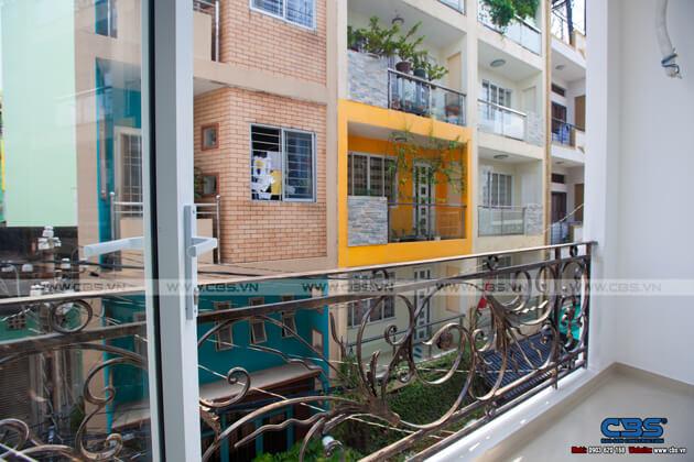 Nhà phố Quận 10 - mặt tiền bán cổ điển nội thất hiện đại (3,8m x 9,4m) 18