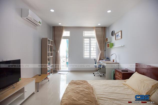 Nhà phố Quận 10 - mặt tiền bán cổ điển nội thất hiện đại (3,8m x 9,4m) 21