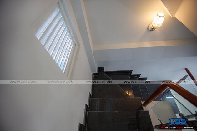 Nhà phố Quận 10 - mặt tiền bán cổ điển nội thất hiện đại (3,8m x 9,4m) 25