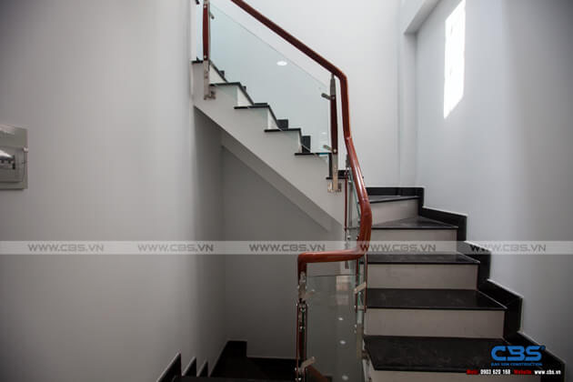 Nhà phố Quận 10 - mặt tiền bán cổ điển nội thất hiện đại (3,8m x 9,4m) 28