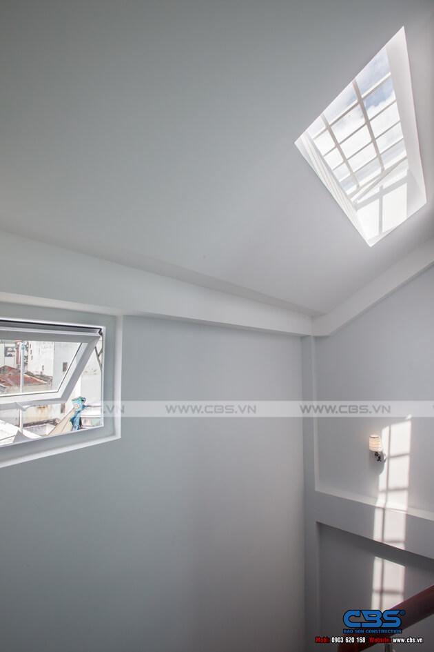 Nhà phố Quận 10 - mặt tiền bán cổ điển nội thất hiện đại (3,8m x 9,4m) 30