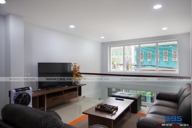 Nhà phố Quận 10 - mặt tiền bán cổ điển nội thất hiện đại (3,8m x 9,4m) 10