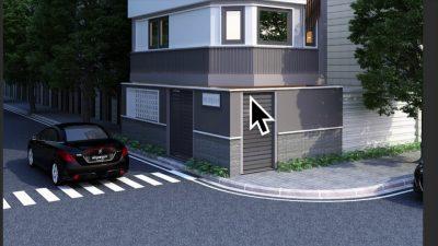 Nhà chỉ 4.5mx7m làm sao thiết kế được tới 04 phòng ngủ với đầy đủ tiện nghi ???