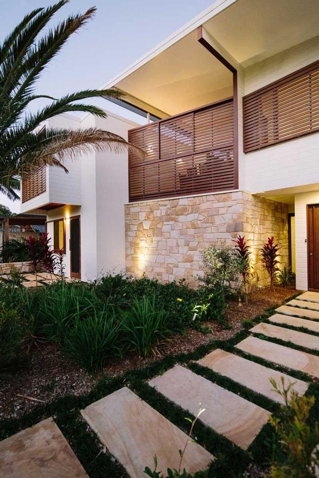 Mê đắm với ngôi nhà đẹp như thiên đường cạnh bờ biển nước Úc 3