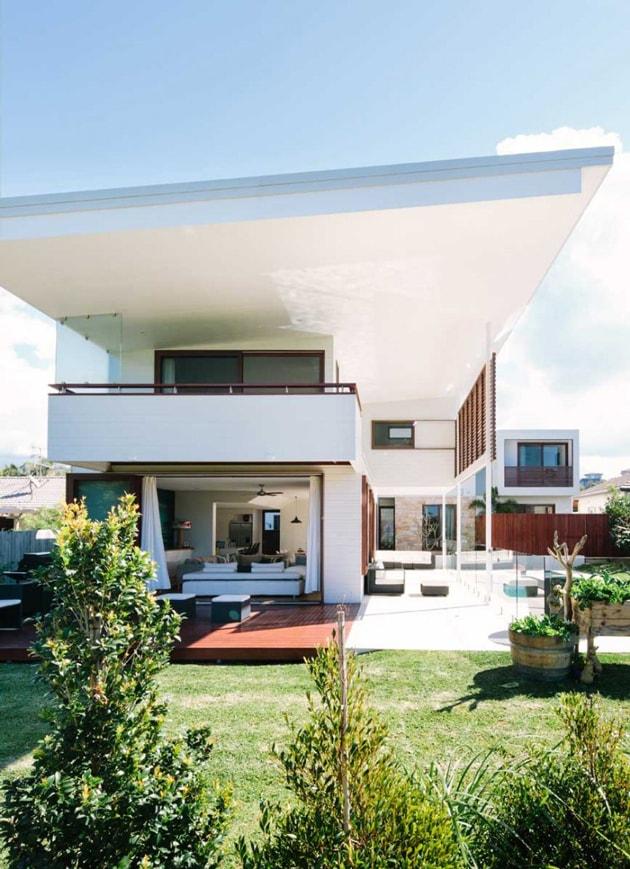 Mê đắm với ngôi nhà đẹp như thiên đường cạnh bờ biển nước Úc 4