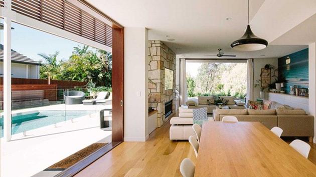 Mê đắm với ngôi nhà đẹp như thiên đường cạnh bờ biển nước Úc 8