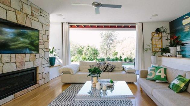 Mê đắm với ngôi nhà đẹp như thiên đường cạnh bờ biển nước Úc 9