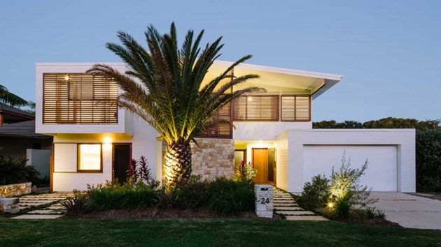 Mê đắm với ngôi nhà đẹp như thiên đường cạnh bờ biển nước Úc 1