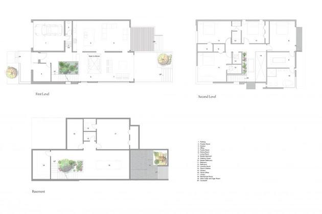 Ngôi nhà đẹp như một ốc đảo dành cho gia đình đa thế hệ 14