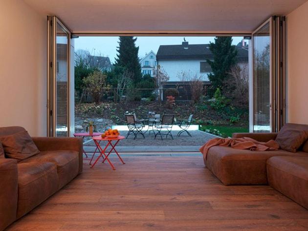 Ngôi nhà hiện đại tuyệt đẹp cho gia đình ba thế hệ tại Thụy Sĩ 2