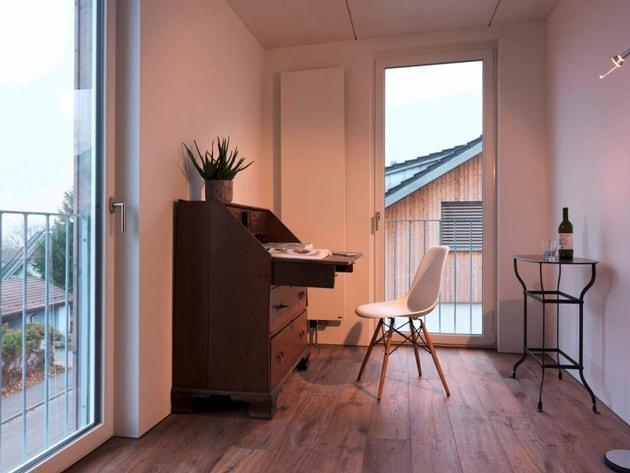 Ngôi nhà hiện đại tuyệt đẹp cho gia đình ba thế hệ tại Thụy Sĩ 12