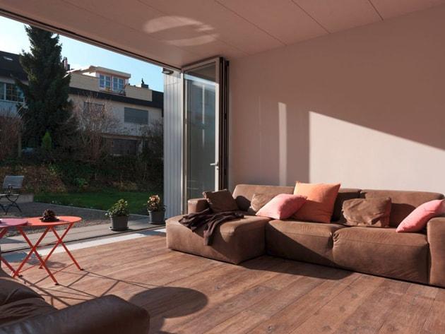Ngôi nhà hiện đại tuyệt đẹp cho gia đình ba thế hệ tại Thụy Sĩ 3