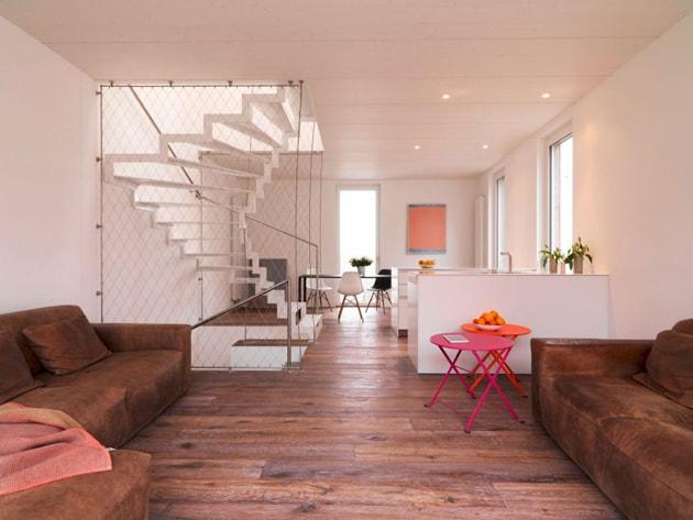 Ngôi nhà hiện đại tuyệt đẹp cho gia đình ba thế hệ tại Thụy Sĩ 4
