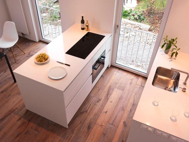 Ngôi nhà hiện đại tuyệt đẹp cho gia đình ba thế hệ tại Thụy Sĩ 5