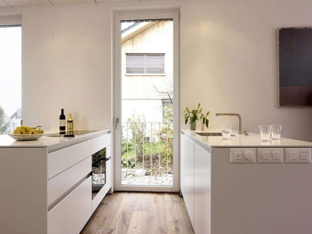 Ngôi nhà hiện đại tuyệt đẹp cho gia đình ba thế hệ tại Thụy Sĩ 6