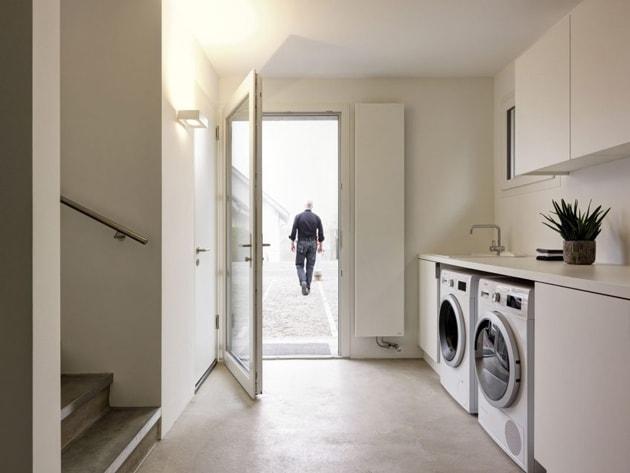 Ngôi nhà hiện đại tuyệt đẹp cho gia đình ba thế hệ tại Thụy Sĩ 9