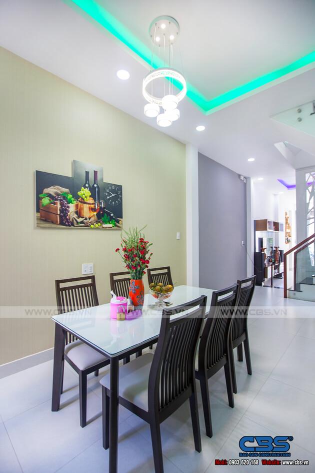 Ảnh chụp thực tế nhà phố 3 tầng tại Biên Hòa, Đồng Nai (3,6m x 15m) 11