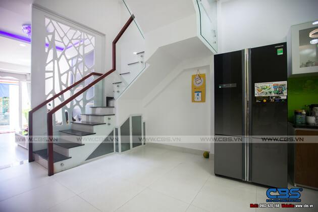 Ảnh chụp thực tế nhà phố 3 tầng tại Biên Hòa, Đồng Nai (3,6m x 15m) 12