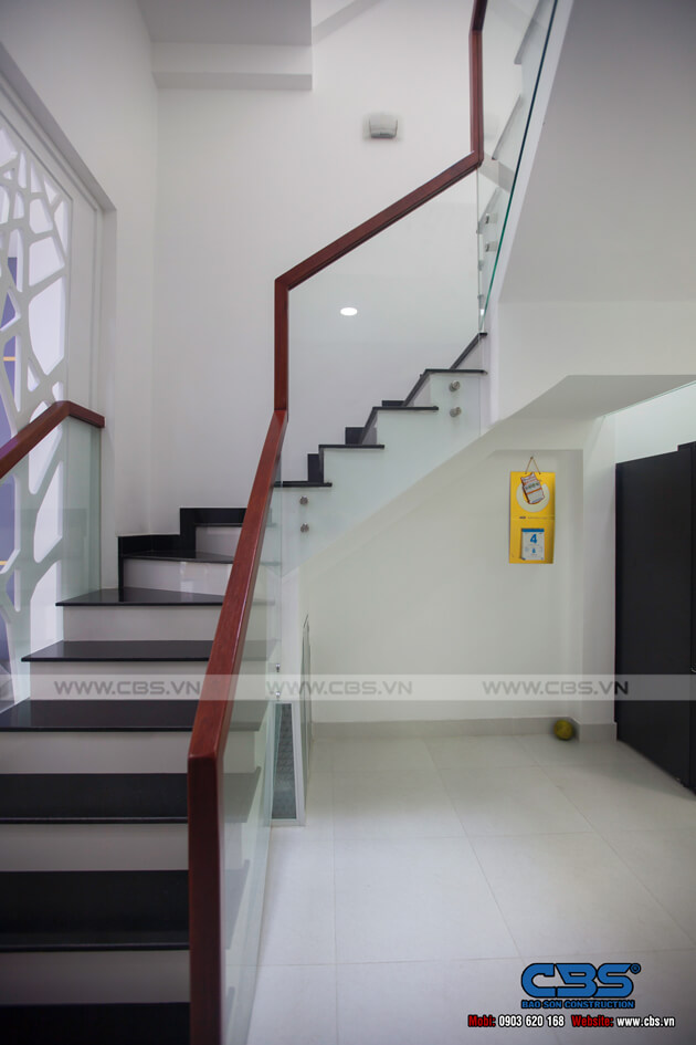 Ảnh chụp thực tế nhà phố 3 tầng tại Biên Hòa, Đồng Nai (3,6m x 15m) 13