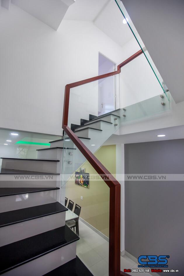 Ảnh chụp thực tế nhà phố 3 tầng tại Biên Hòa, Đồng Nai (3,6m x 15m) 14