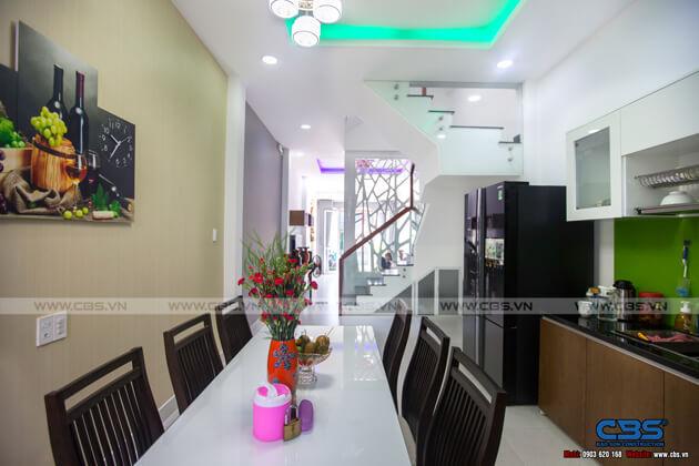 Ảnh chụp thực tế nhà phố 3 tầng tại Biên Hòa, Đồng Nai (3,6m x 15m) 10
